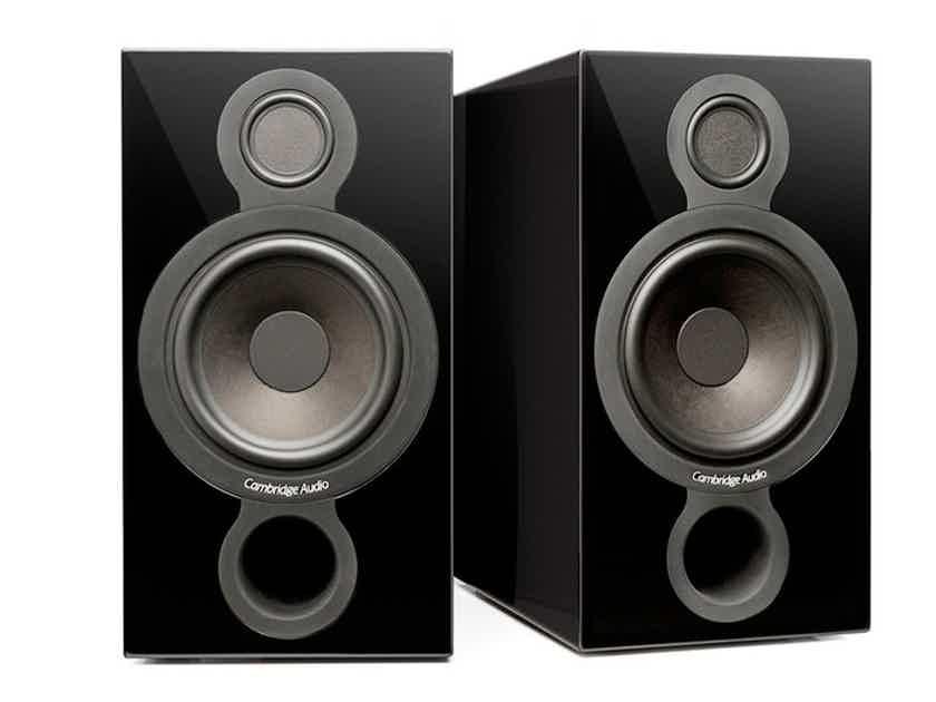 Cambridge Audio Aeromax 2 Flagship Standmount Speakers