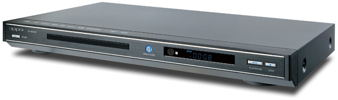 Top Side Oppo Digital DV-981HD (SACD Player)
