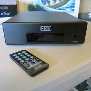 Hegel HD12 DAC/Headphone amp