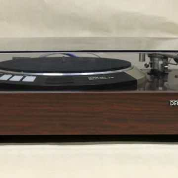 Fidelity Research FR-64s Tonearm & Denon DP-55K Turntable