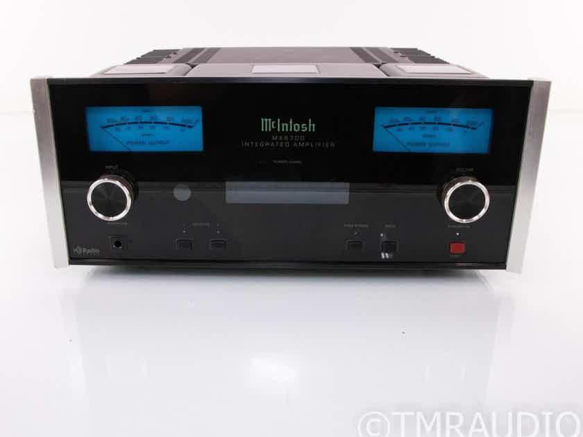 McIntosh MAC6700 Stereo Integrated Amplifier; MAC-6700 (11936)