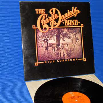"THE CHARLIE DANIELS BAND   ""High Lonesome"" -"