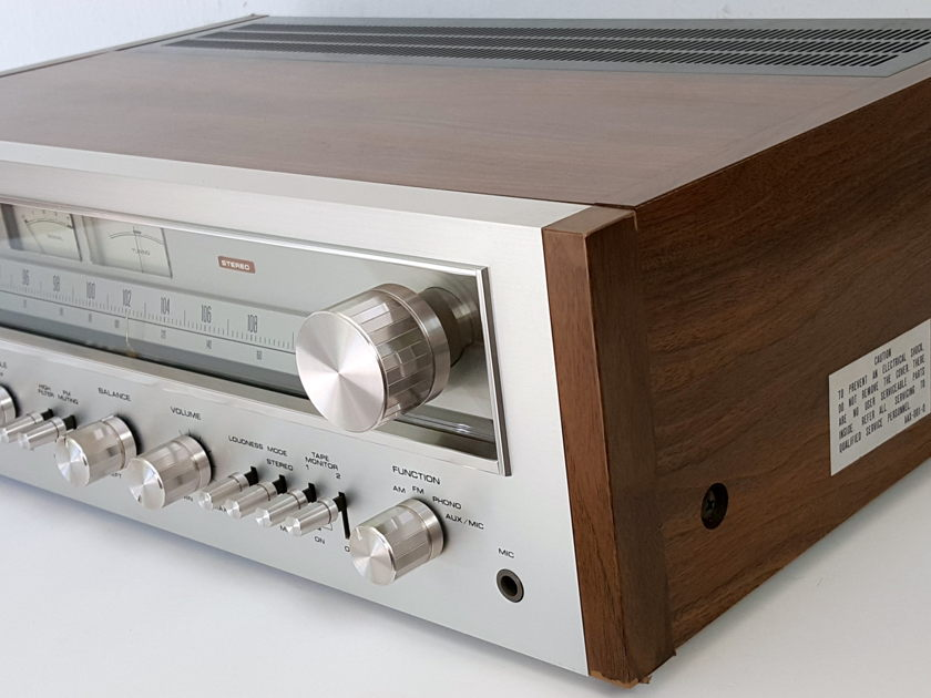 Pioneer SX-650 Stereo Receiver w Phono Classic - Very Good Condition