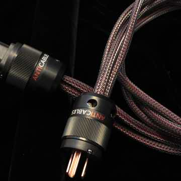 ANTICABLES Level 3 Reference Series Power Cord