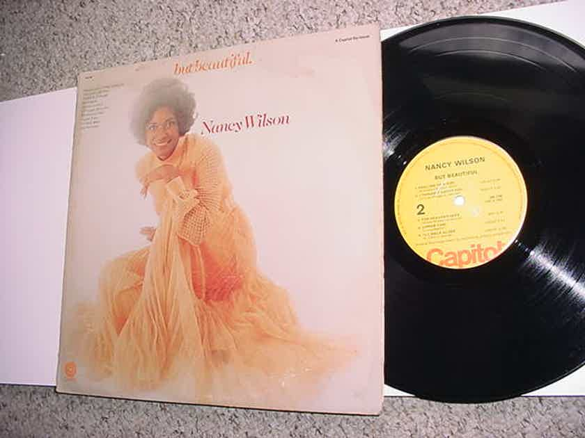 Nancy Wilson but beautiful lp record see add