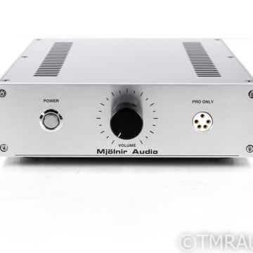 Mjolnir Audio Exstata Electrostatic Headphone Amplifier