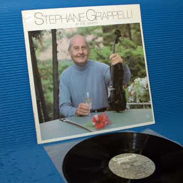 "STEPHANE GRAPPELLI   ""At the Winery"" -"