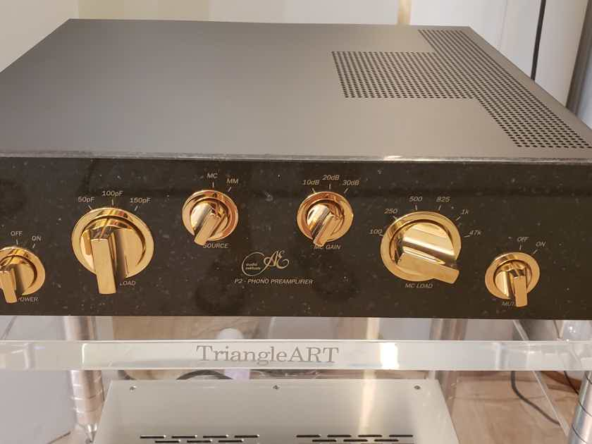 Audio Exklusiv P2 PHONOSTAGE PREAMPLIFIER LIKE NEW