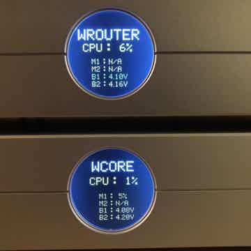 Waversa Systems Incorporated Wcore Router & Wcore server