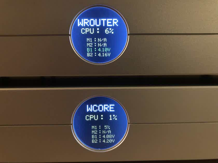 Waversa Systems Incorporated WROUTER & WCORE SERVER VER 2.0