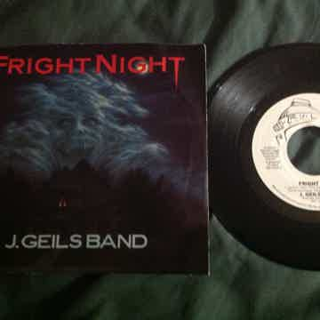 J. Geils Band - Fright Night Private Records Promo 45 S...