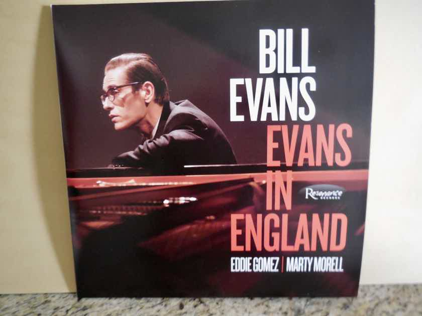 Bill Evans Evans in England