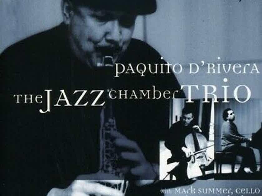 Paquito d'Rivera Chesky Records The Jazz Chamber Trio