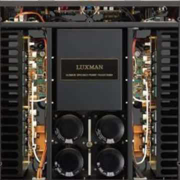 Luxman M-800a