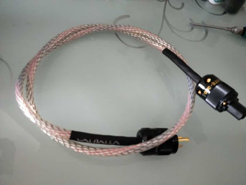 Nordost Valhalla power cable 1.5m