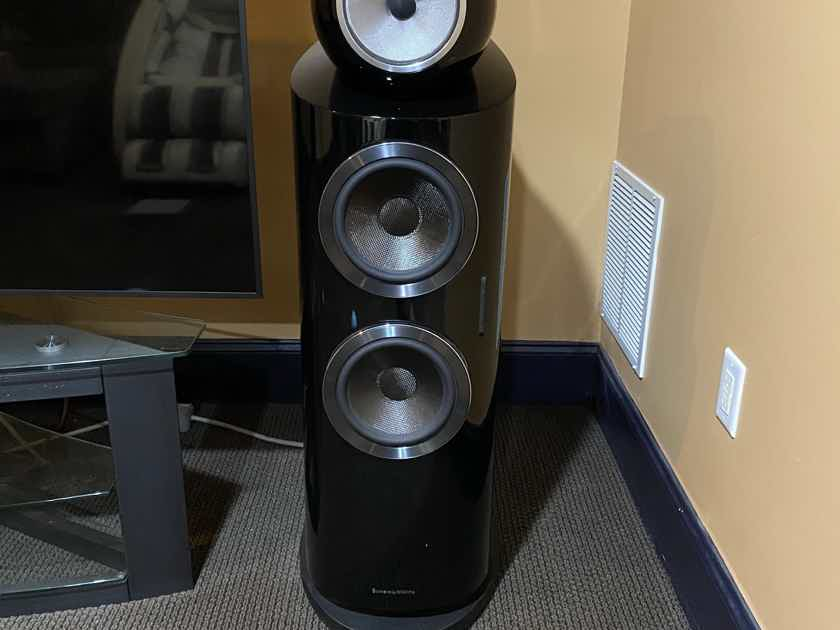 B&W (Bowers & Wilkins) 802 D3