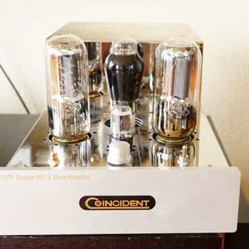 Coincident Speaker Technology 211PP Dragon Mono Amplifier
