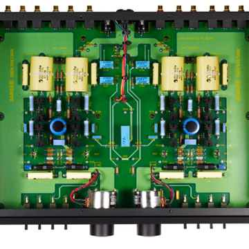 Lamm - L2.1 Power Supply Interior