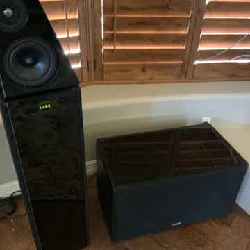 Meridian DSP Home Theater System