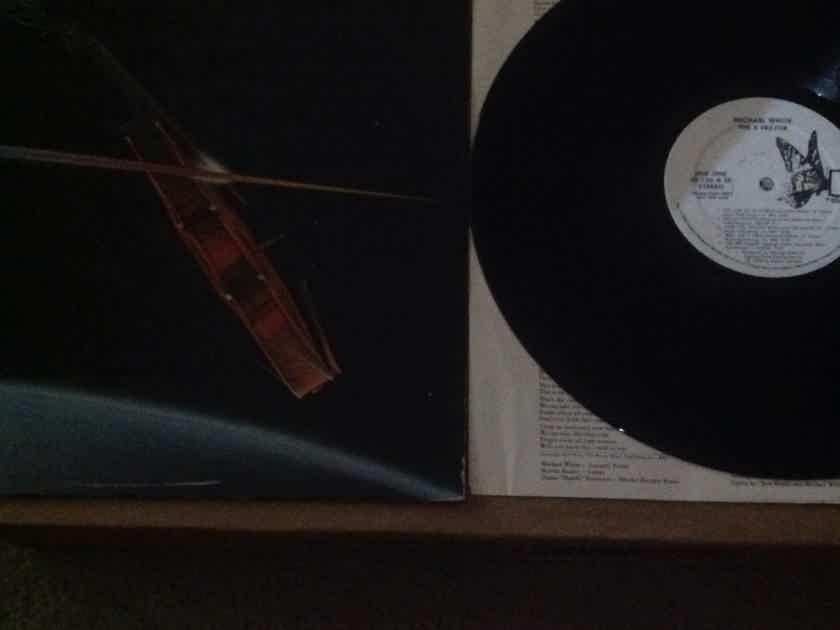 Michael White - The X Factor Elektra Records White Label Promo Vinyl  LP NM