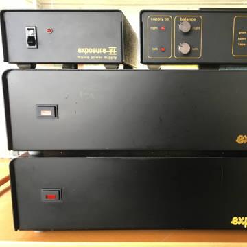 Exposure Electronics Exposure 7 and 4`s