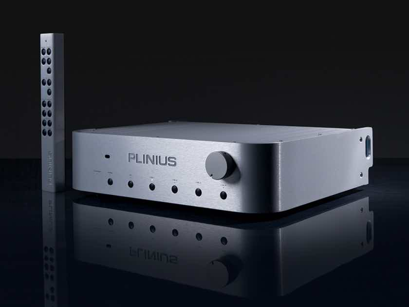 Plinius Hautonga - Brand New in Box - 200 wpc Integrated Amplifier