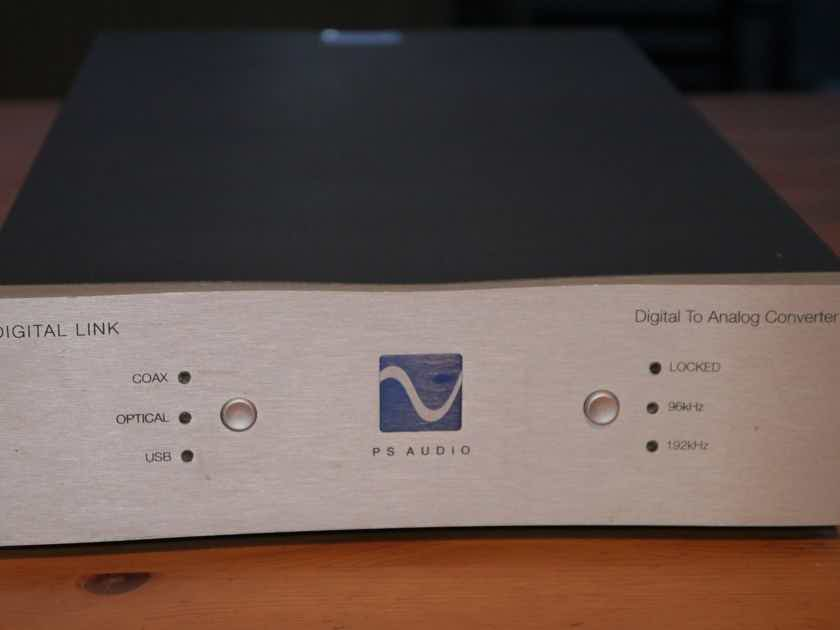 PS Audio DigitalLink III with Cullen Circuits Stage IV Modifications