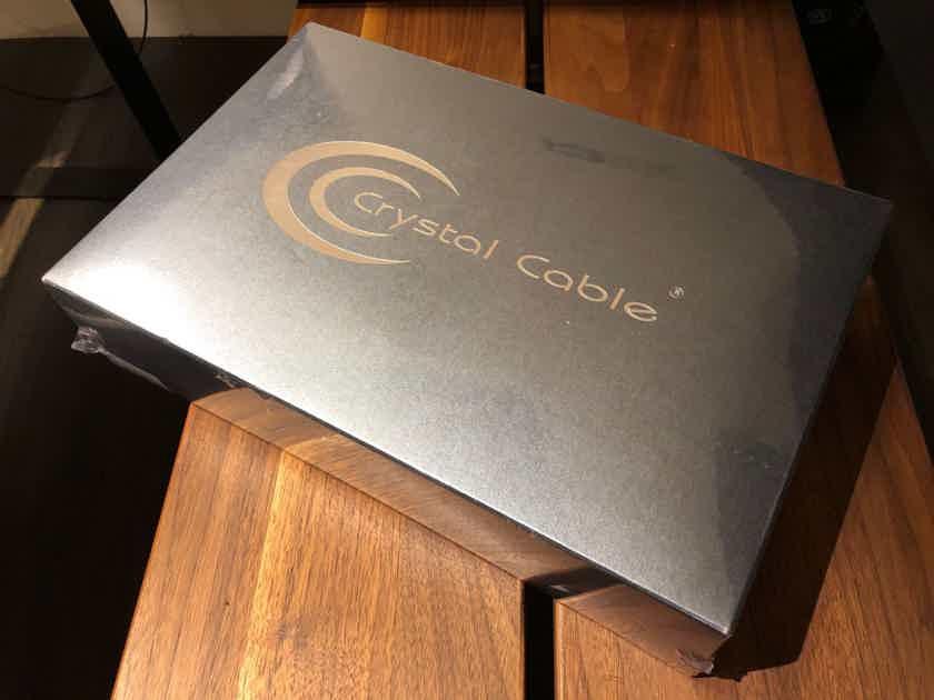 Crystal Cable Power Strip Diamond NEW!!