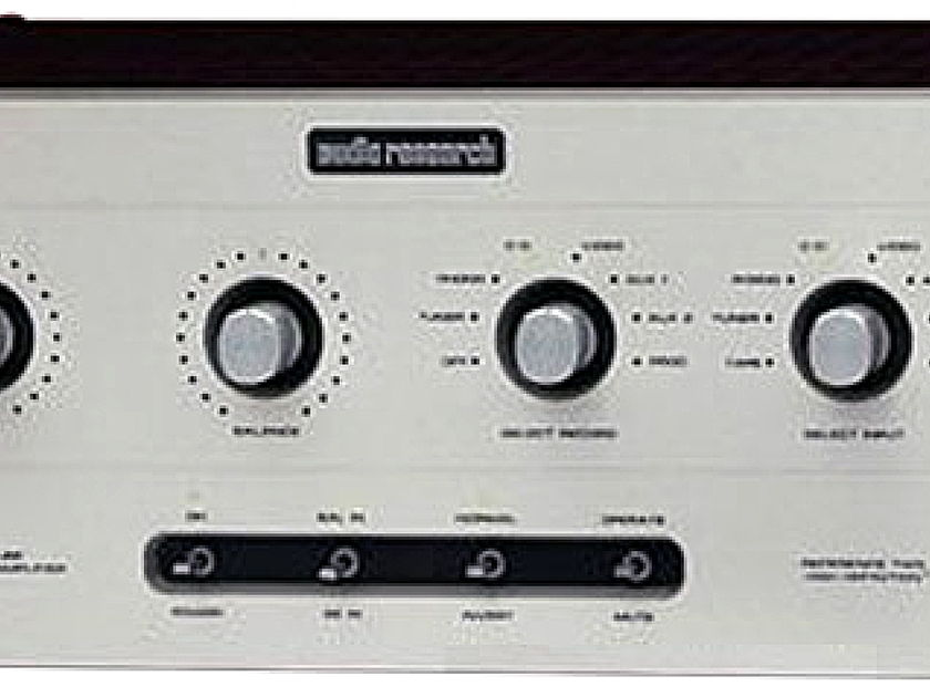 Audio Research Reference 2 MKII Preamp