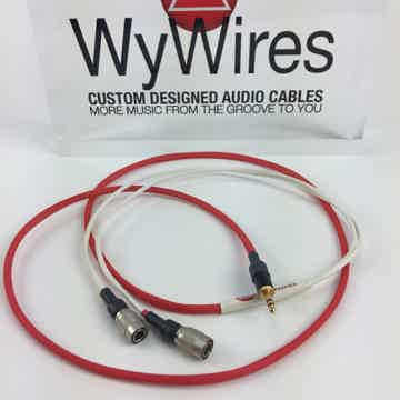 WyWires, LLC RED Series Headphone Cable