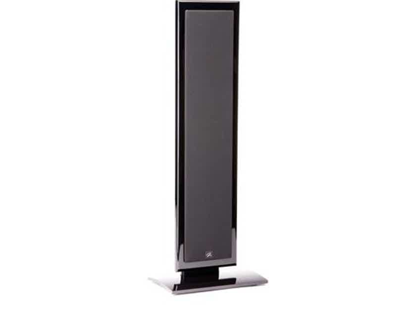 Martin Logan Motion SLM Flat Panel Speaker; Black (New)(10270)