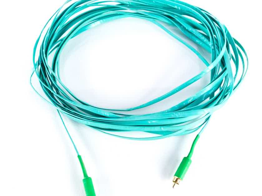 Nordost Bass-Line Subwoofer RCA Cable; Single 4m Interconnect (20748)