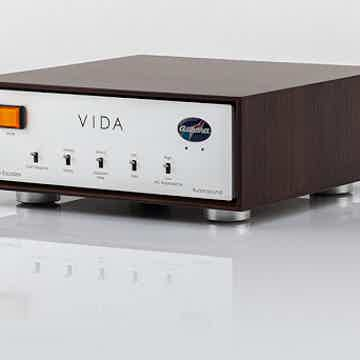 Aurorasound VIDA - LCR type phono stage - with remarkab...