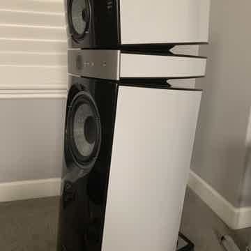 Focal Scala Utopia V2 -- White -- Gorgeous -- (see pics)