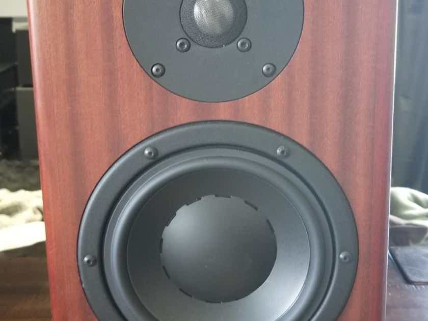Totem Acoustic Mani 2 Speaker Mahogany Finish  (#1)