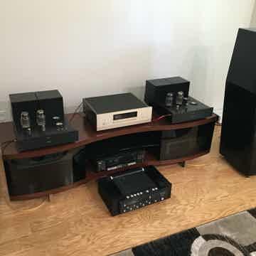 ML1 mono block power amplifiers