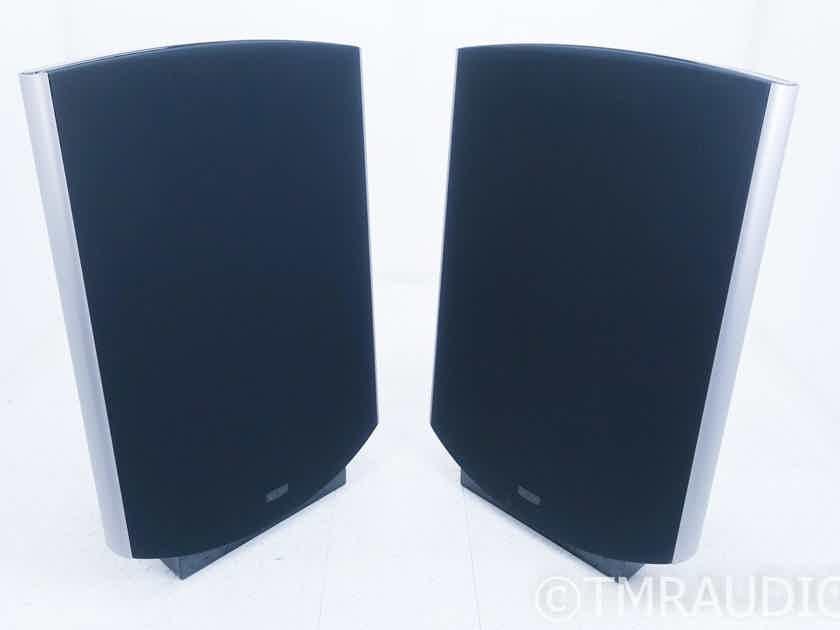 Quad ESL 2805 Electrostatic Floorstanding Speakers; Pair; AS-IS (Distortion) (17945)