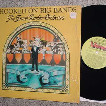 The Frank Barber Orchestra lp record hooked on big bands 1982 VICTORY VIC 702