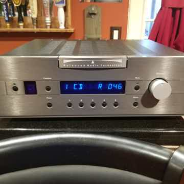 Balanced Audio Technology BAT VK-50SE Tube Preamp 6H30 ...