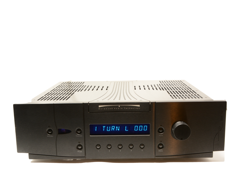 BALANCED AUDIO TECHNOLOGY BAT - Rex II Reference Linestage Preamp