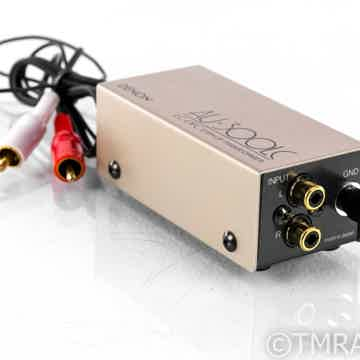 AU-300LC MC Phono Step-Up Transformer