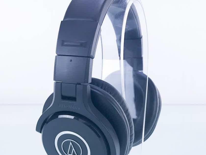 Audio Technica ATH-M40x Closed Back Headphones; ATHM40x (17400)
