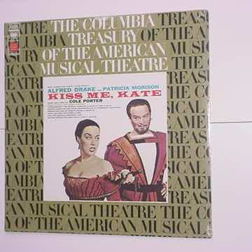 SEALED Kiss me Kate ORIGINAL Broadway cast lp record Columbia s32609
