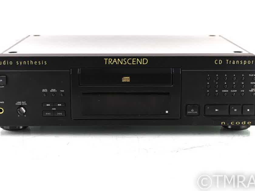 Audio Synthesis Transcend CD Transport; Remote (20053)