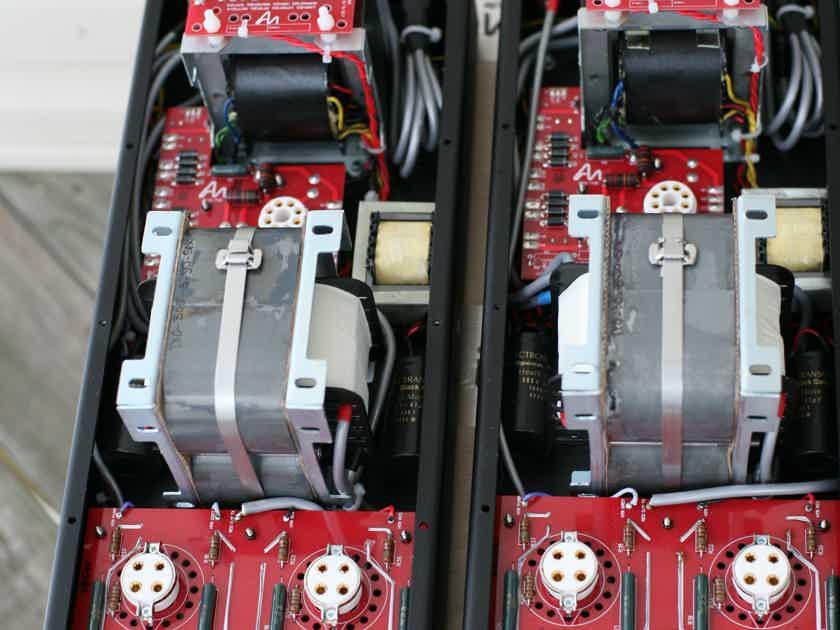 Audio Note Kegon Audio Note UK Kegon monobloks
