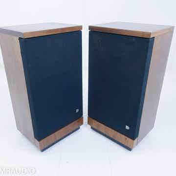 McIntosh XR5 Vintage Floorstanding Speakers XR-5; Walnu...