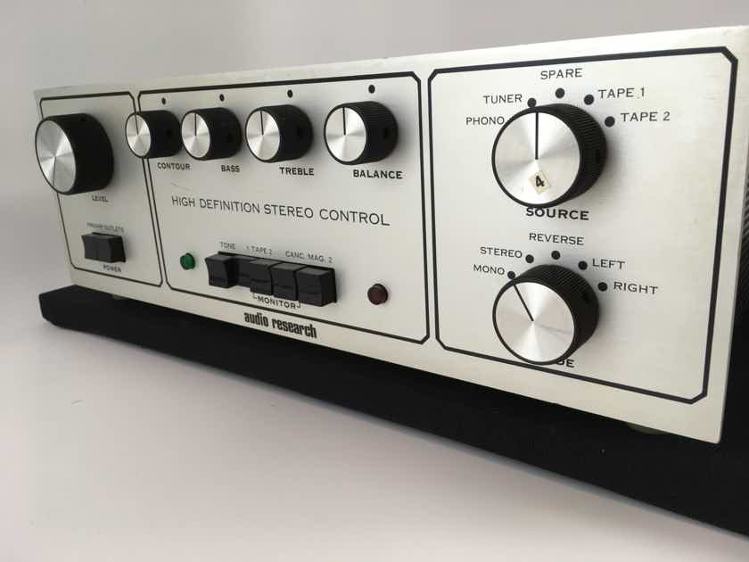 Audio Research SP-3a-1 Vintage Tube Preamp, Best Classic Pre from ARC
