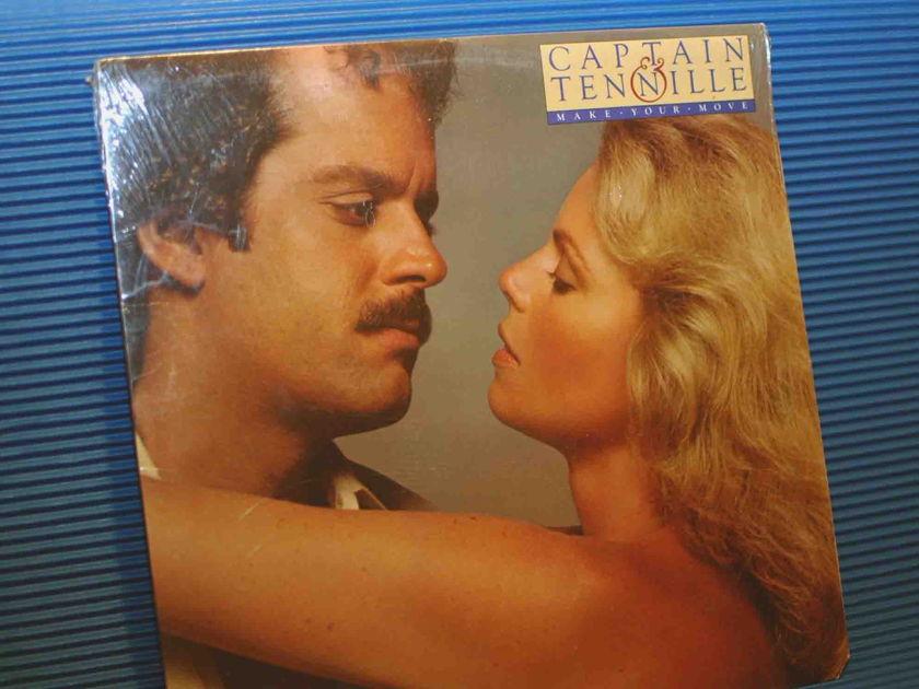 "CAPTAIN & TENNILLE   - ""Make Your Move"" - Casablanca 1979 SEALED"