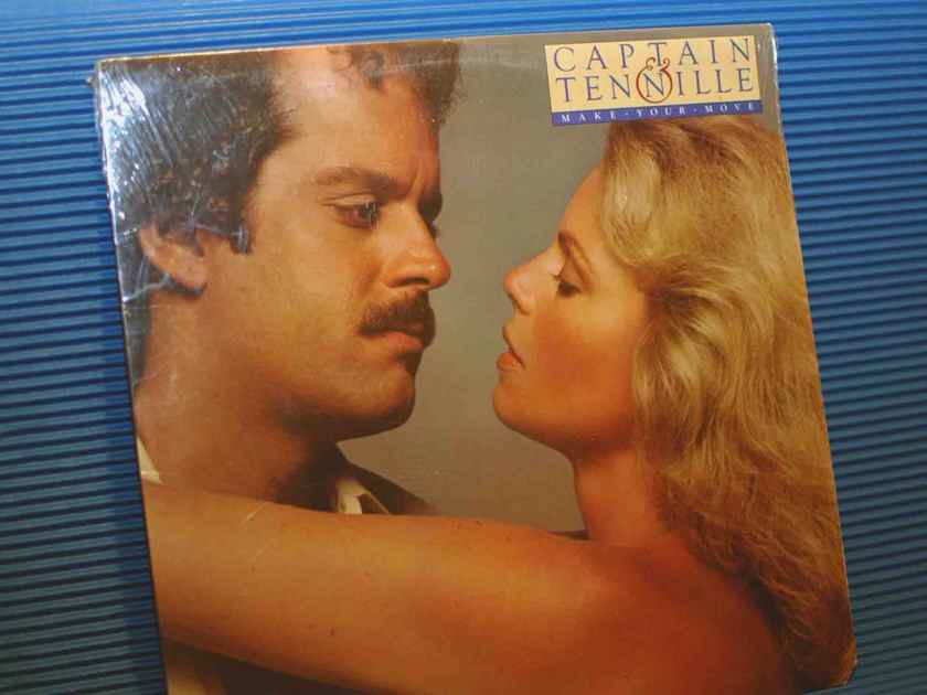 "CAPTAIN & TENNILLE   - ""Make Your Move"" - Casablanca 1979 SEALED!"