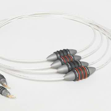 High Fidelity Cables CT-2 Speaker Cables + free MC-0.5 Helix Plus